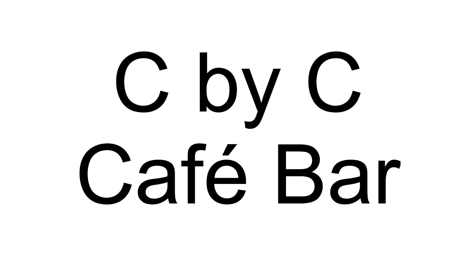 C By C Café Bar Attraktive Shops In Zentraler Lage Stadtgalerie